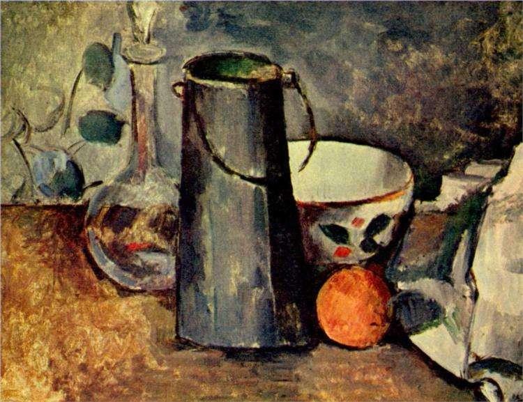Martwa natura - Cezanne