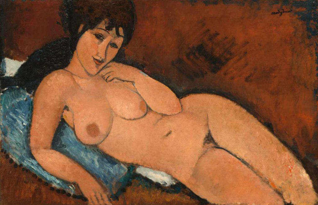 Akt Modiglianiego - całość